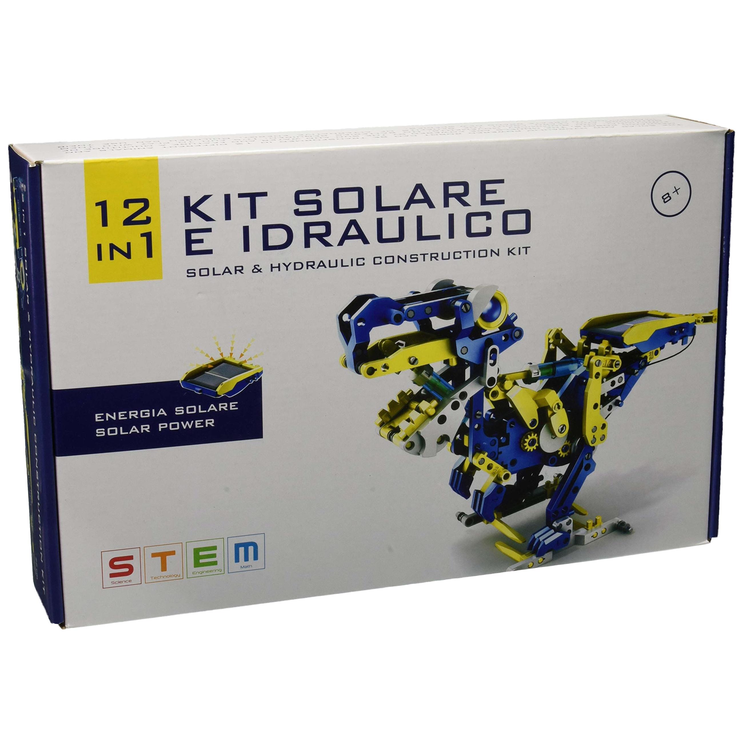 Zabawki solarne
