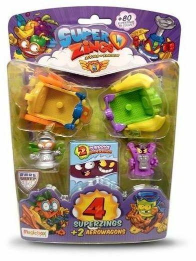 Zabawki Super Zings