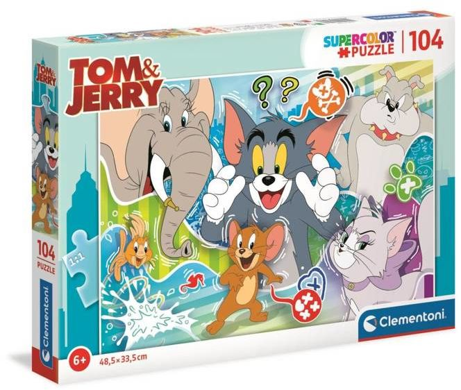 Zabawki Tom i Jerry