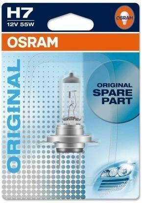 Żarówki samochodowe Osram