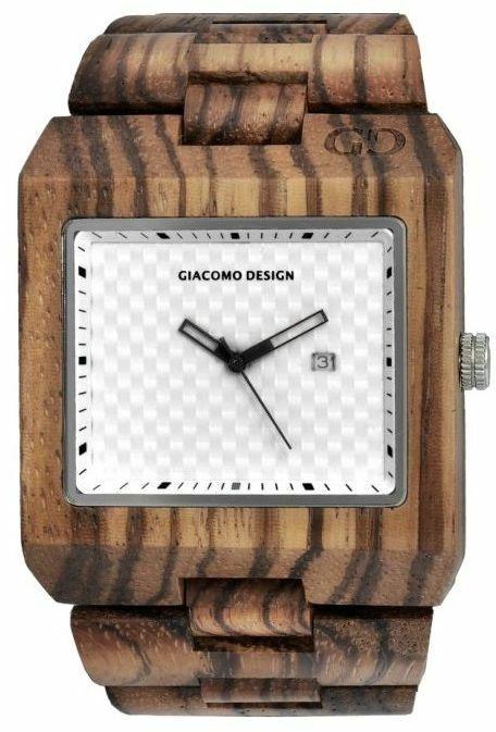 Zegarek prostokątny