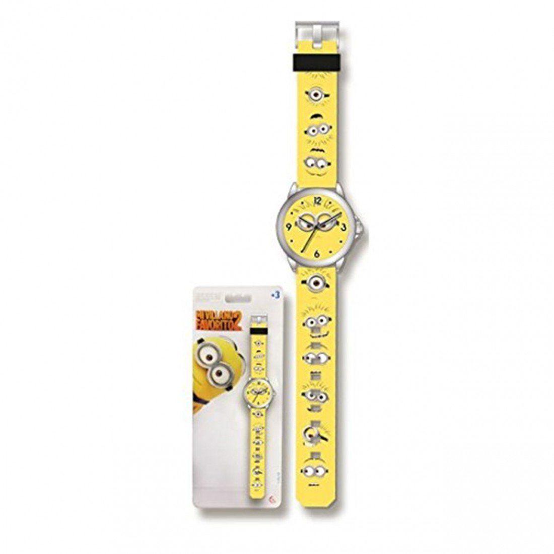 Zegarek z Minionkiem