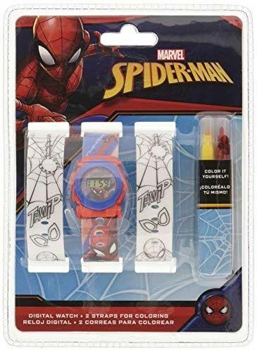 Zegarki Spiderman