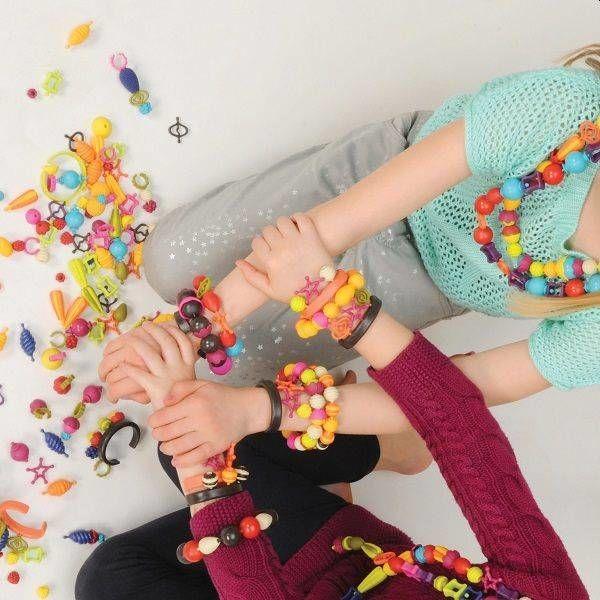 Zestaw do robienia biżuterii B.Toys