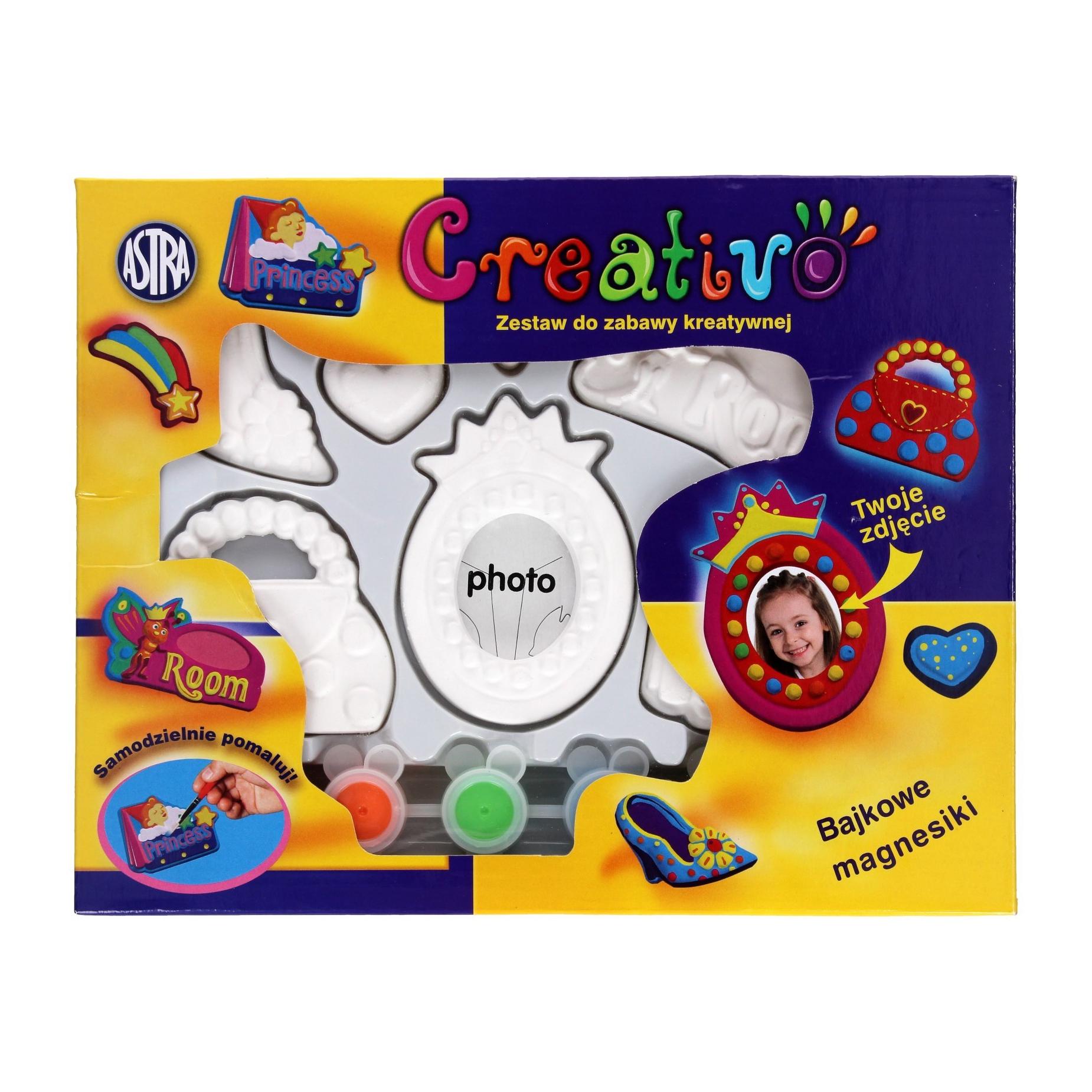 Zestaw kreatywny