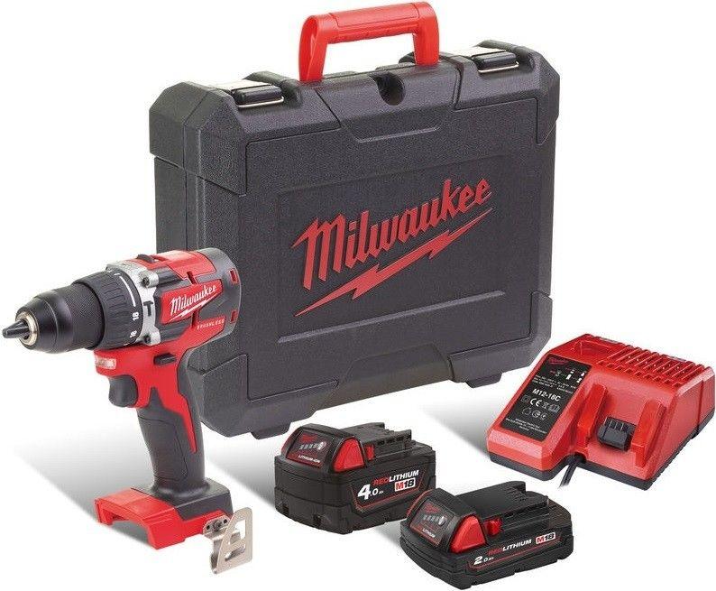 Zestaw narzędzi Milwaukee