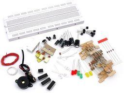 Zestawy elektroniczne do samodzielnego montażu
