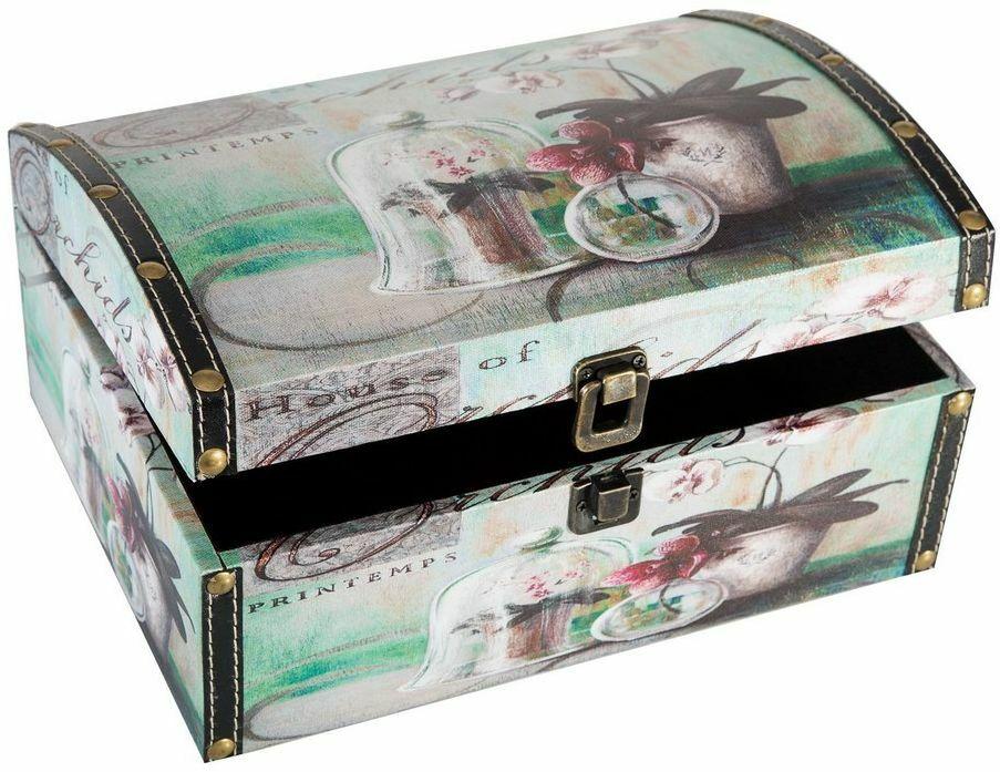 Zielone pudełko