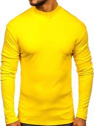 Żółty półgolf