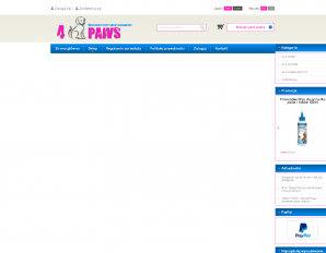 strona 4-paws.com.pl