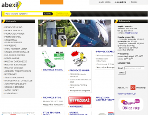 strona Abexil.pl