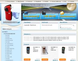 strona Alcoscent.pl