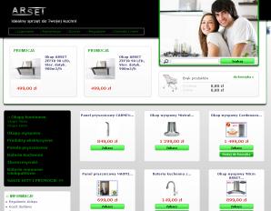 strona Arset.com.pl