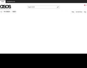 strona ASOS.com