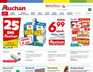 strona Auchan.pl
