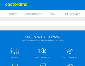 strona Castorama
