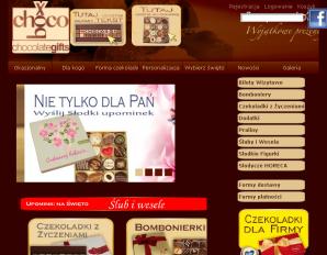 strona ChocoBox.pl