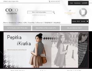 strona Coco-Fashion.pl