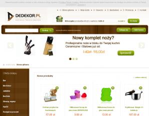 strona Dedekor.pl