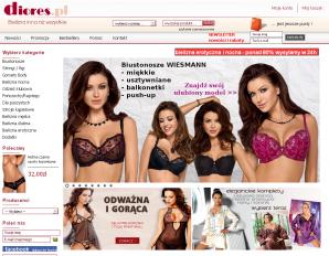 strona Diores.pl
