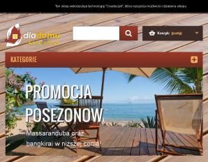 strona DlaDomuOnline.pl