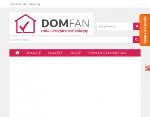 strona DomFan.pl