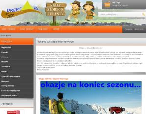strona Dreptaki.com.pl