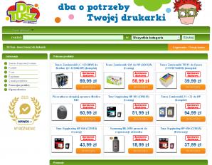 strona DrTusz.pl