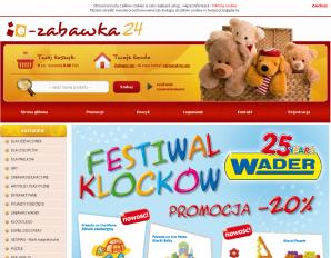 strona e-zabawka24.pl