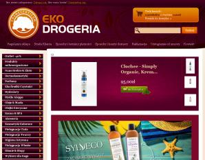 strona EkoDrogeria.com.pl