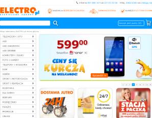 strona ELECTRO.pl