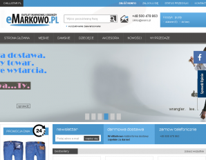 strona eMarkowo.pl