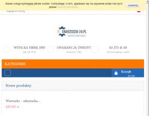 strona enarzedzia-24.pl
