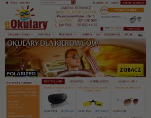 strona eOkulary.com.pl