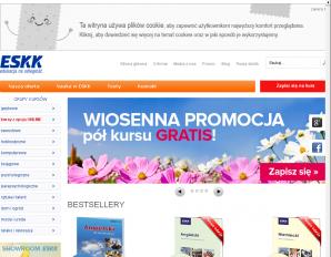 strona ESKK.pl
