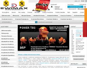 strona EWIMAX.pl