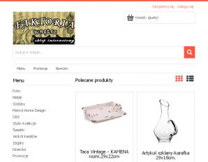 strona FaktoriaWnetrz.pl