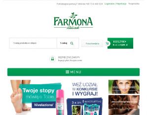 strona Farmona.pl