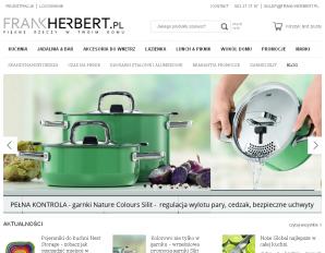 strona FrankHerbert.pl