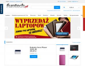 strona Funtech.pl