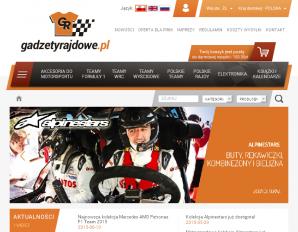 strona GadzetyRajdowe.pl