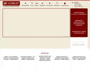 strona Goblet.pl