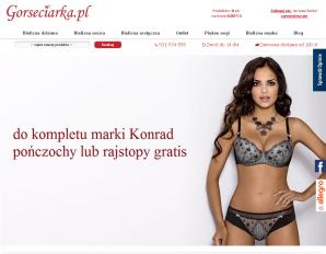 strona Gorseciarka.pl
