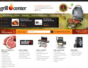 strona GrillCenter.com.pl