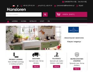 strona Hansloren.pl