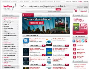 strona Helion.pl