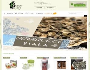 strona Herbata-SOLO.pl