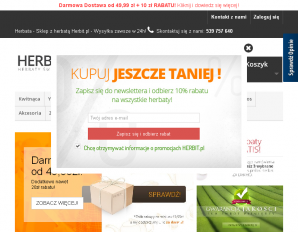 strona Herbit.pl