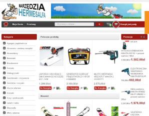 strona Hermesalfa.net