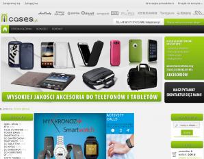 strona Icases.pl